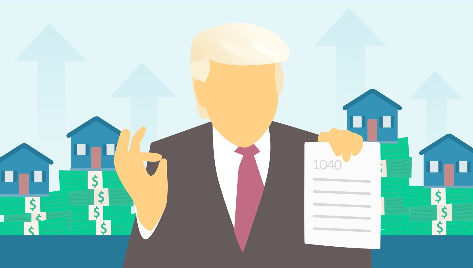 Camp linn haven clipart banner library download The Impact of the New Trump Tax Bill on Homeowners banner library download