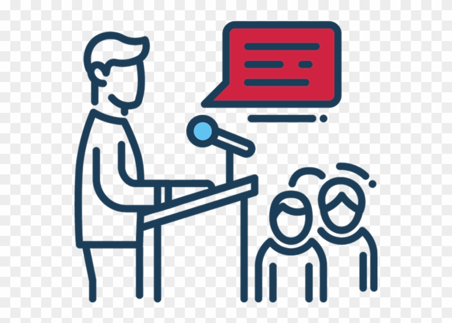 Campaine clipart clipart royalty free Keynote Speaking - Election Campaign Drawings Clipart (#1983001 ... clipart royalty free
