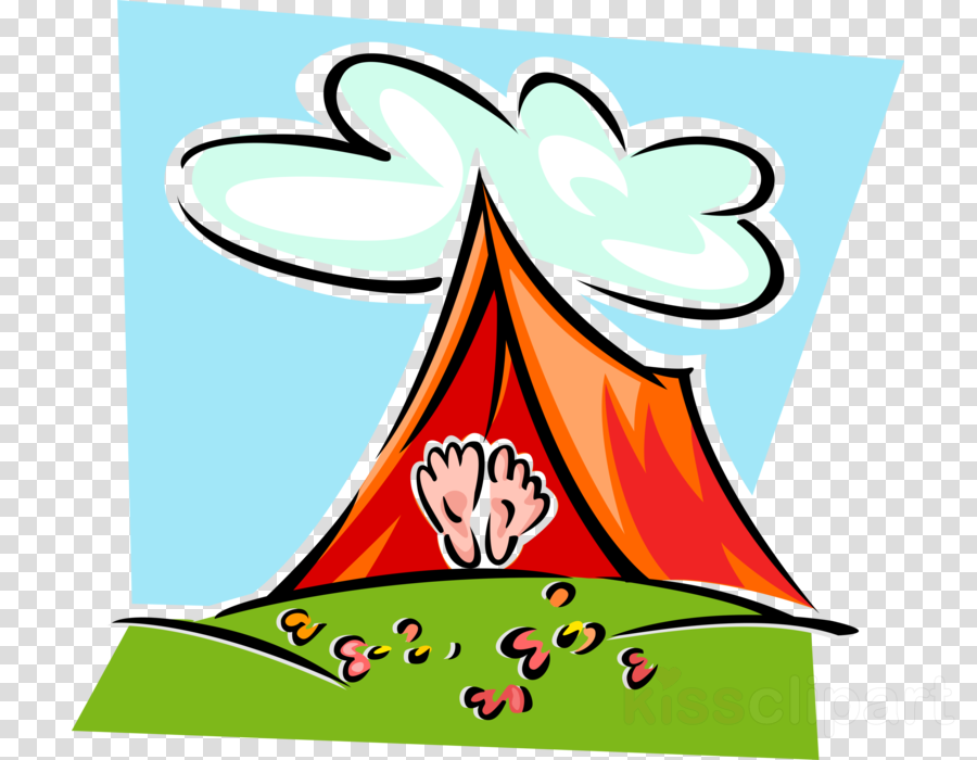 Campamento clipart clipart free stock Camping, Tent, Leaf, transparent png image & clipart free download clipart free stock