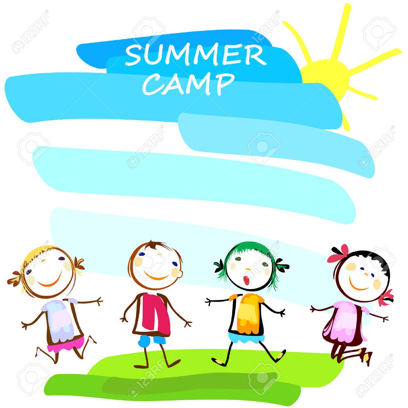 Campamento clipart royalty free Summer Camp Image | Free download best Summer Camp Image on ... royalty free