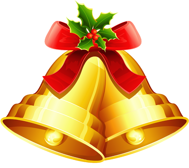 Campanas de navidad clipart clip art royalty free library Campanas De Navidad - Bell For Christmas Decorations Clipart - Full ... clip art royalty free library