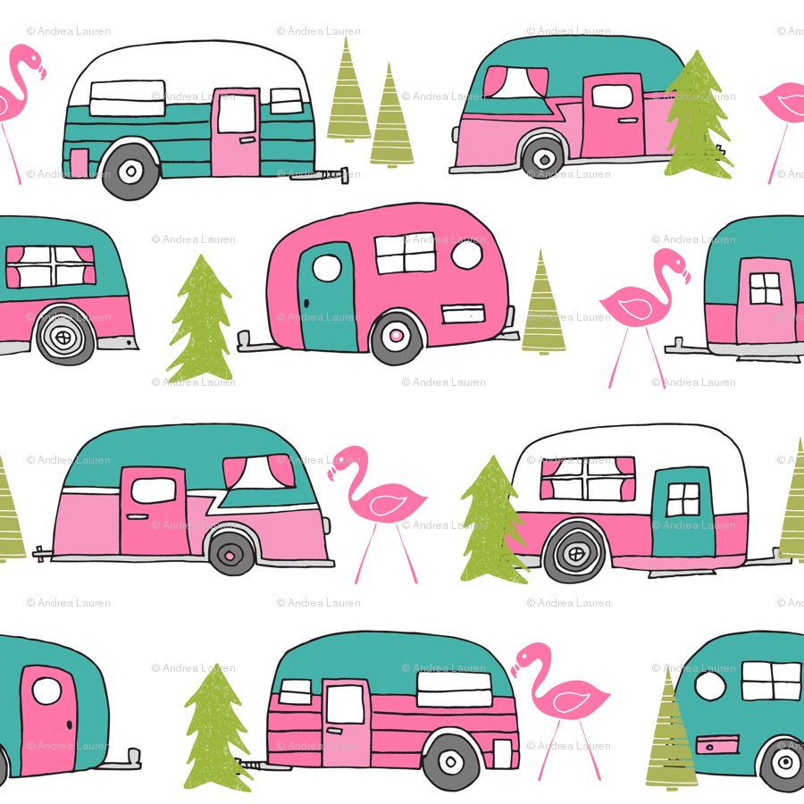 Camper border clipart black and white Camper clipart border, Camper border Transparent FREE for download ... black and white