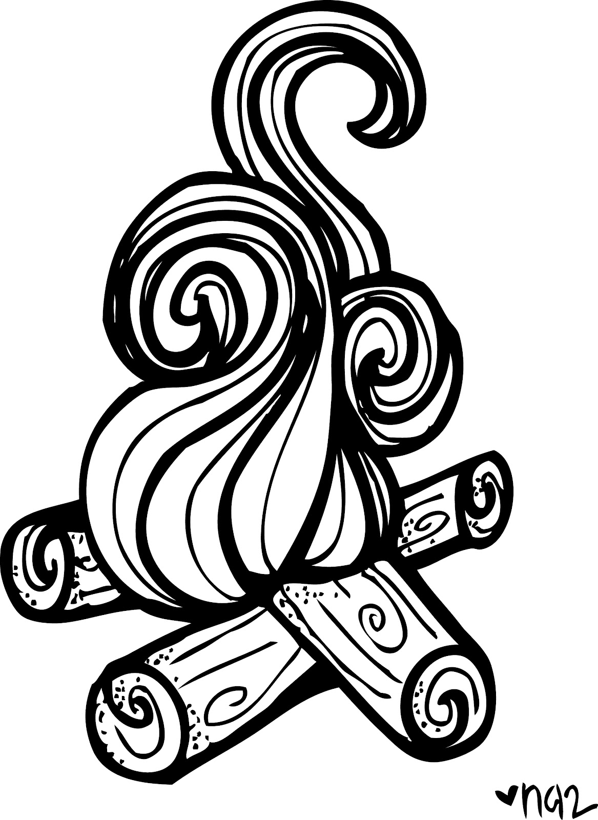 Campfire black and white clipart high res banner freeuse stock Free Bonfire Cliparts Black, Download Free Clip Art, Free Clip Art ... banner freeuse stock