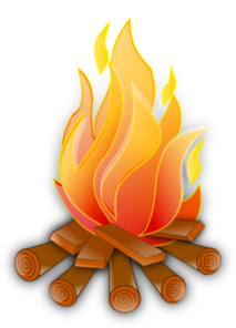 Free campfire clipart library Campfire Clip Art at Clker.com - vector clip art online, royalty ... library