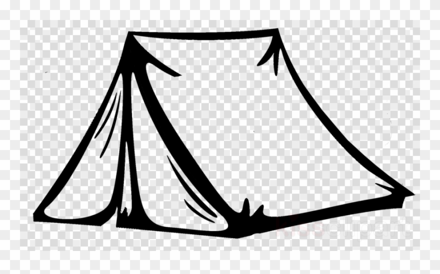 Campsite clipart black and white clip library Tent Clipart Tent Campsite Clip Art - Icon De Localizacao Em Png ... clip library