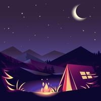 Camping background images clipart clip art download Camping Free Vector Art - (9,507 Free Downloads) clip art download