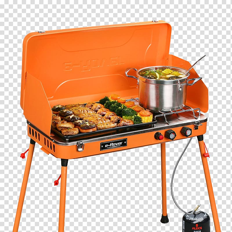 Camping bbq clipart graphic transparent stock Barbecue Furnace Gas stove Oven Camping, Grill and stove transparent ... graphic transparent stock