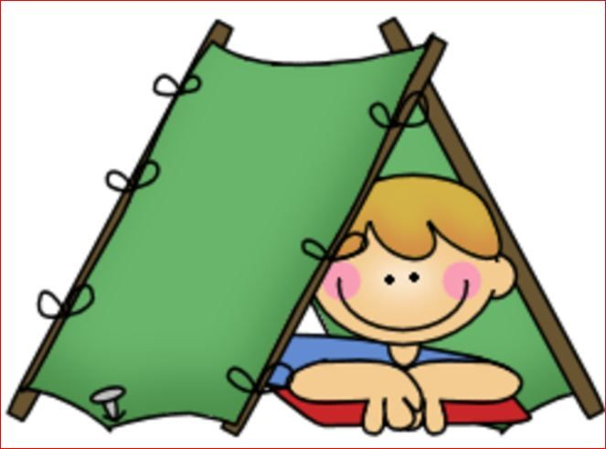 Camping books clipart jpg freeuse library Free Camping Scenes Cliparts, Download Free Clip Art, Free Clip Art ... jpg freeuse library