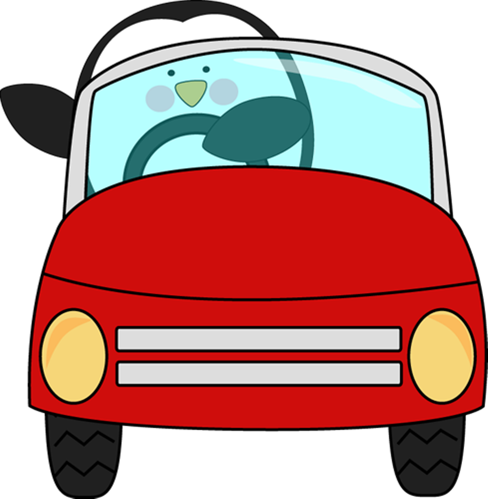 Family car clipart. Free cartoon download clip