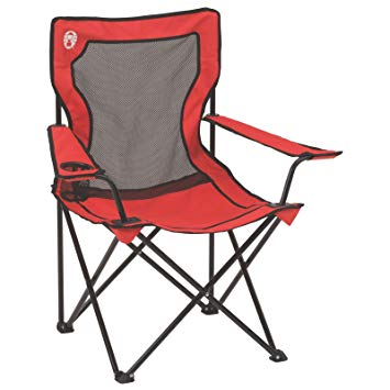 Camping chair clipart vector freeuse download Coleman Broadband Mesh Quad Camping Chair vector freeuse download