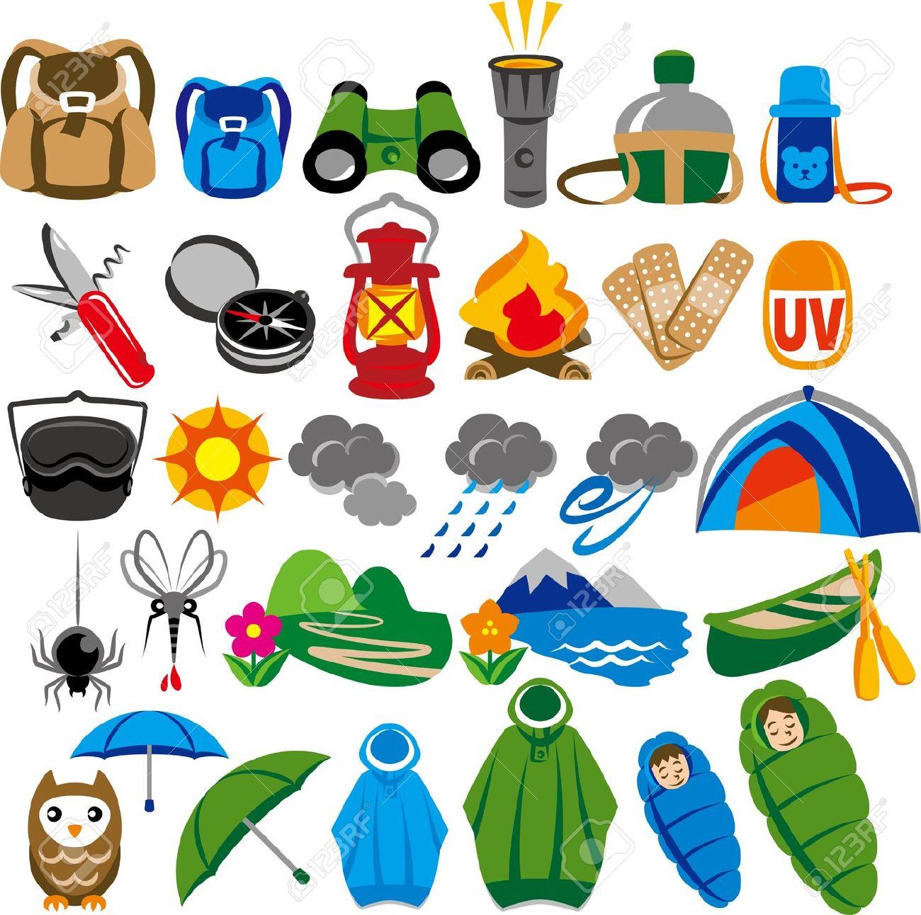 Camping clipart vectors clip art free download Camping Clipart Camp Clipart Stock Vector And Royalty Free - Clip ... clip art free download