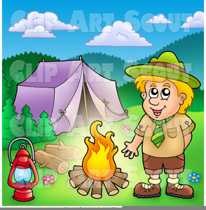 Camping cub scout clipart graphic freeuse stock Cub Scout Camping Clipart | Free Images at Clker.com - vector clip ... graphic freeuse stock