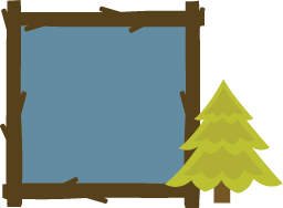 Camping frame clipart picture freeuse library Free Outdoors Border Cliparts, Download Free Clip Art, Free Clip Art ... picture freeuse library