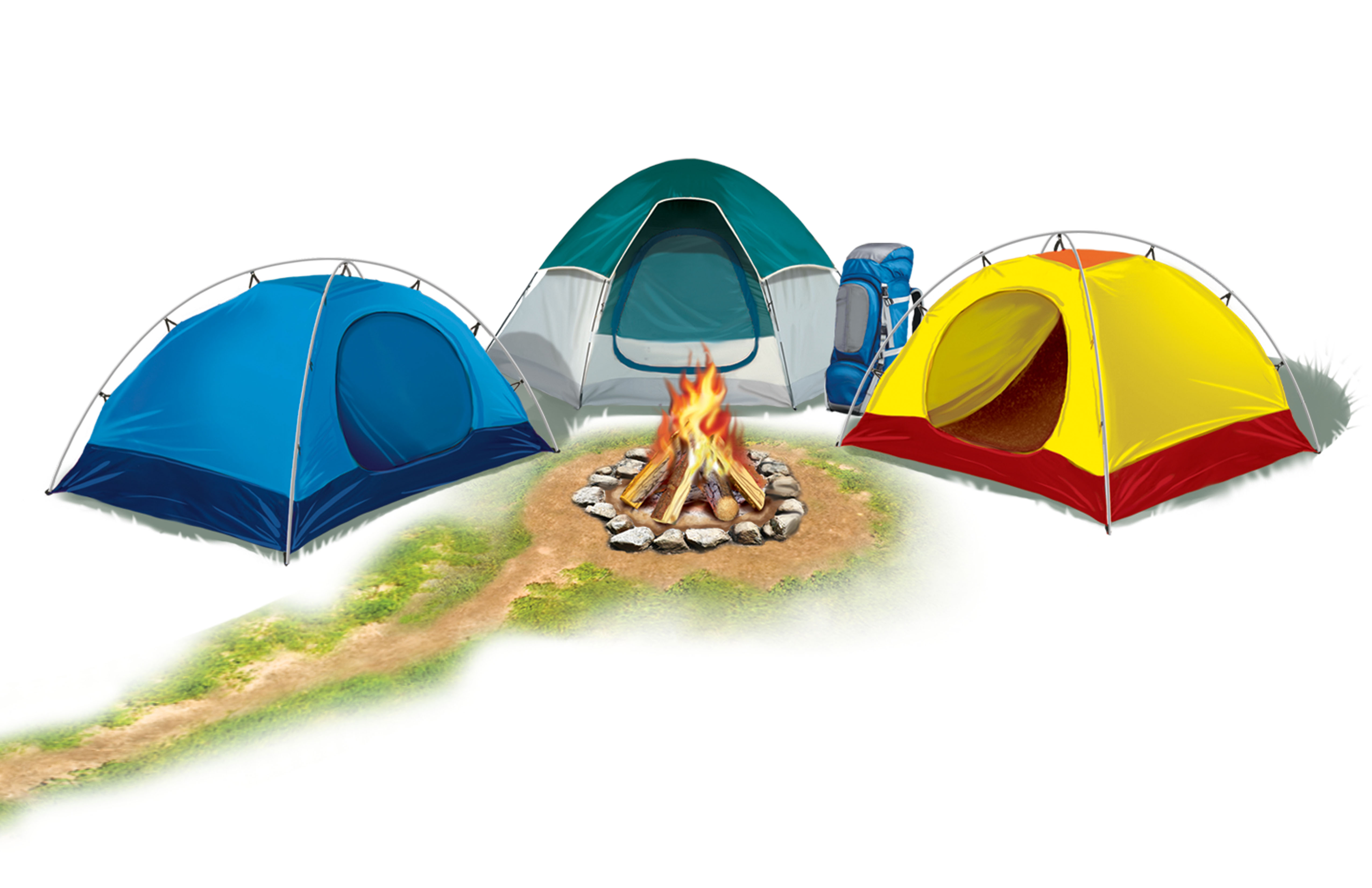 Camping logo clip art transparent library Camping Clipart - Clipart Kid transparent library