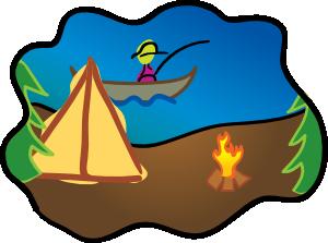 Camping logo clip art stock Camping Clip Art at Clker.com - vector clip art online, royalty ... stock