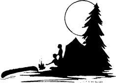 Camping logo clip art clip art royalty free Camping | Fine art, Fine art print and Art clip art royalty free