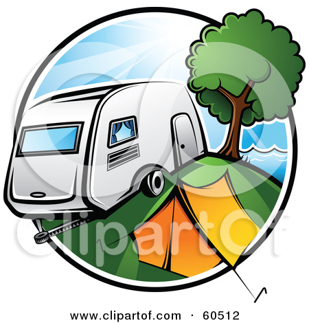 Camping logo clip art vector library Royalty-Free (RF) Camping Logo Clipart, Illustrations, Vector ... vector library