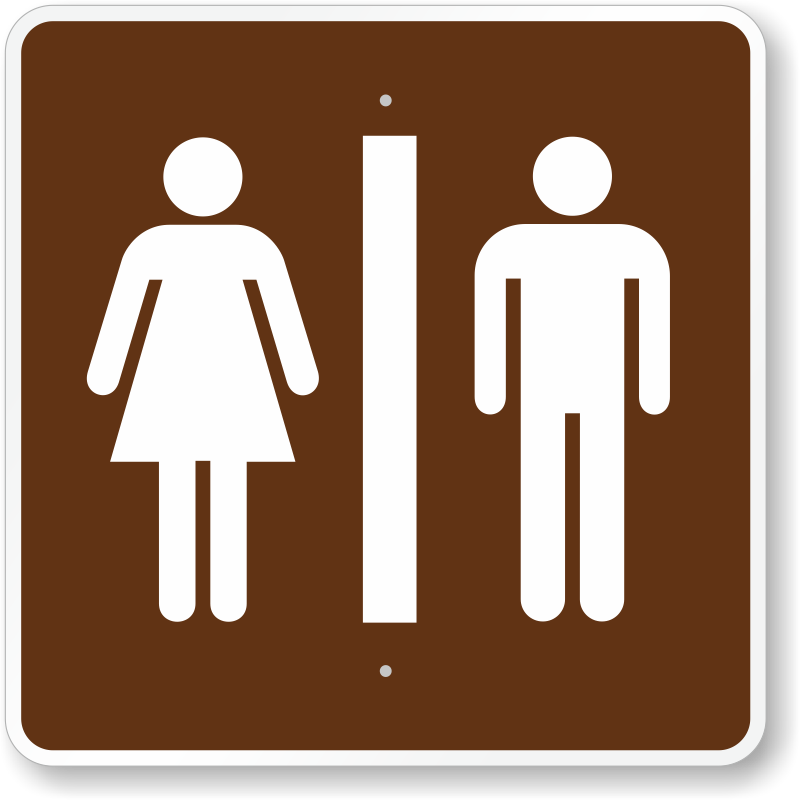 Camping signs clipart black and white library Image result for camping restroom signs clipart | Summer Camp 2017 ... black and white library