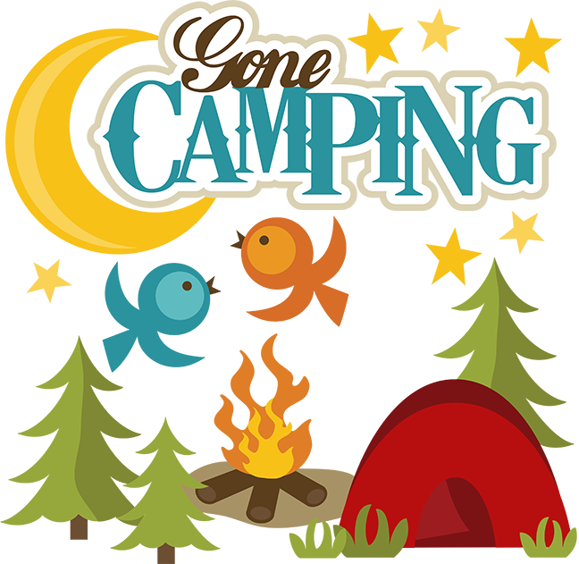 Campingcrafting clipart png royalty free Gone Camping SVG file for scrapbooking camping svgs outdoors svgs ... png royalty free