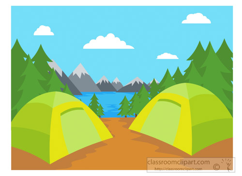 Campsite clipart picture black and white library 86+ Campsite Clipart | ClipartLook picture black and white library