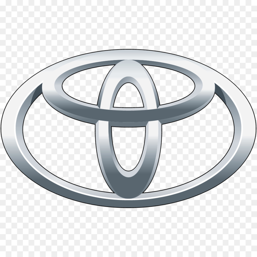 Camry logo clipart vector royalty free download Toyota Logo png download - 1000*1000 - Free Transparent Toyota png ... vector royalty free download