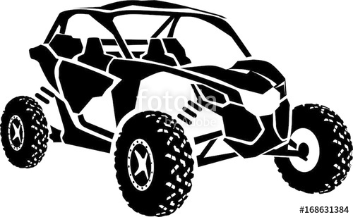 Can am clipart picture 2017 Maverick X3 Xrs 3-4_front Picto Hard\