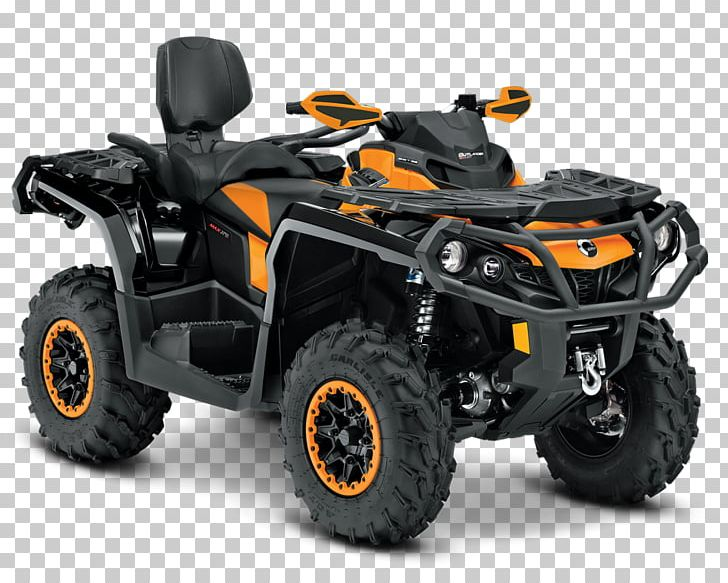 Can am clipart image black and white library Can-Am Motorcycles All-terrain Vehicle Car Honda PNG, Clipart ... image black and white library