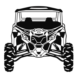 Can am clipart svg library UTV - Can-Am svg library