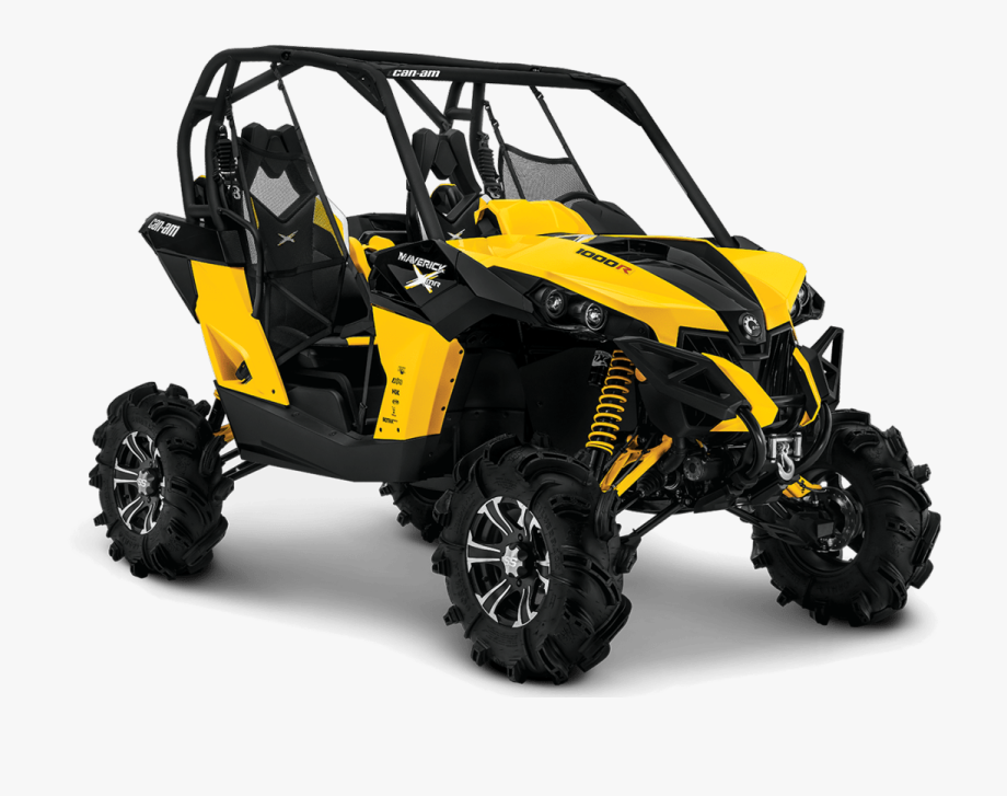 Can am clipart png black and white library Utv Transportation - 2017 Can Am Maverick Xmr 1000 #2365698 - Free ... png black and white library
