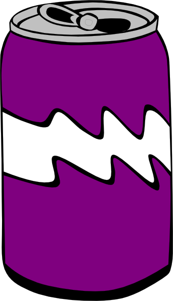 Can clipart clip stock Purple Can Clip Art at Clker.com - vector clip art online, royalty ... clip stock
