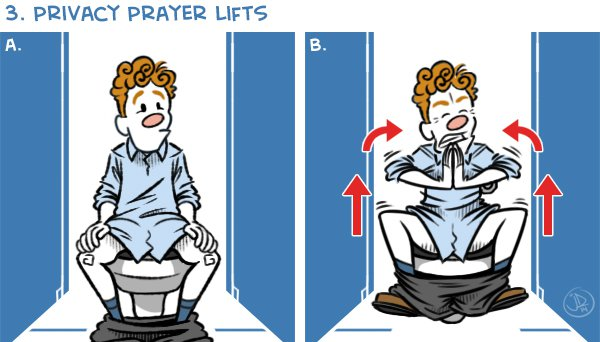 Can i go to the bathroom clipart freeuse stock 7 Exercises You Can Do While Pooping In a Public Bathroom ... freeuse stock