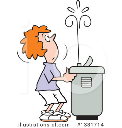 Water fountain clipart images jpg freeuse library Drinking Fountain Clipart #1331714 - Illustration by Johnny Sajem jpg freeuse library