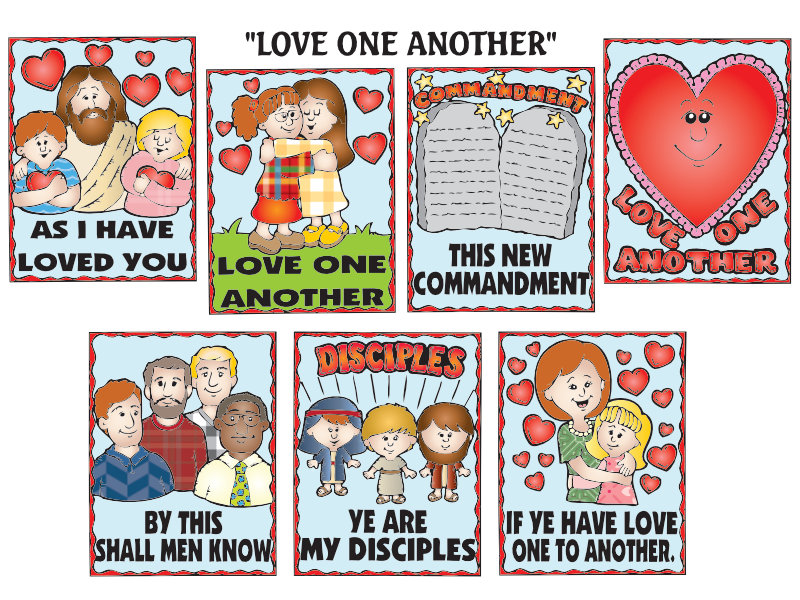 Can i have the other one clipart clipart freeuse download Song: Love One Another clipart freeuse download