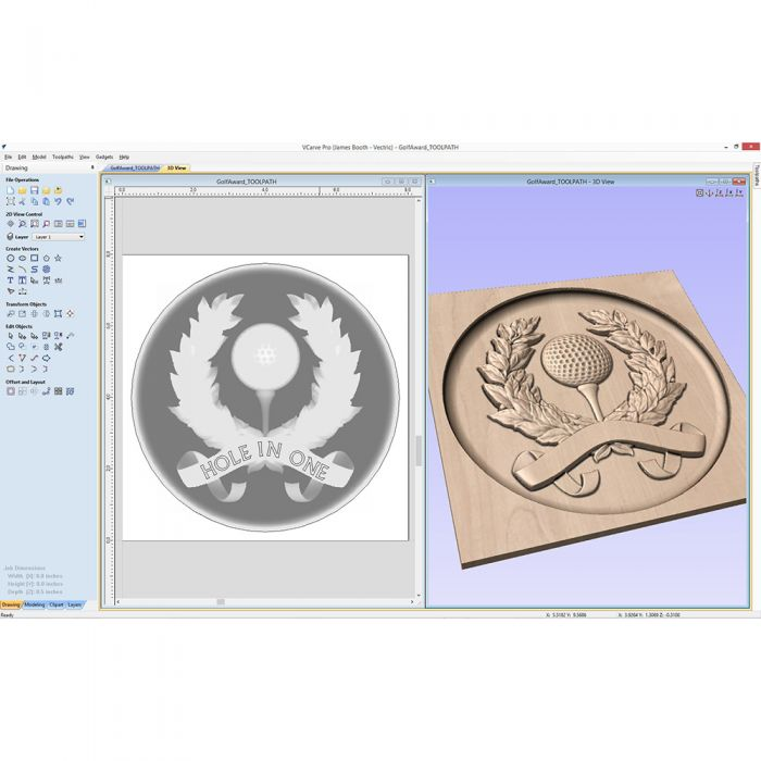 Can not find the clipart in vcarve pro banner download VCarve Pro 9.0 Software for CNC banner download