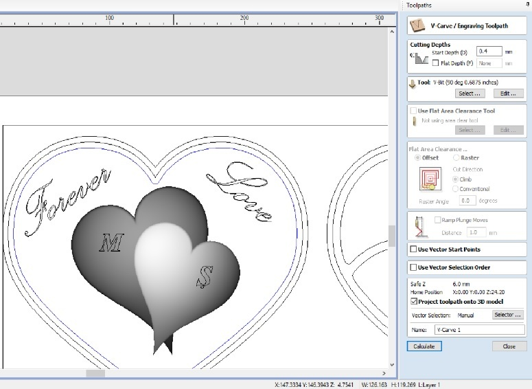 Can not find the clipart in vcarve pro picture library download How do I add text to clipart - Inventables Community Forum picture library download