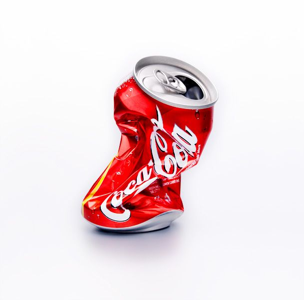 Can of soda with price tag clipart image free library Crushed Coke Can | Crafts | Soda can art, Bottle drawing, Coke cans image free library