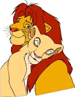 Can you feel the love tonight clipart clip freeuse library Simba & Nala | favoritess | Lion king shirt, Simba, nala, Lion king 4 clip freeuse library