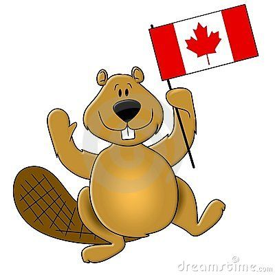 Canada animals clipart graphic library download canada beaver cartoon - Google Search | Canada Day | Happy canada ... graphic library download