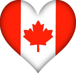 Free canada clipart picture black and white library Free Canada Day Clipart | Clipart Panda - Free Clipart Images picture black and white library