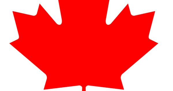 Canada clipart leaf png freeuse Canadian Maple Leaf Clipart | Free download best Canadian Maple Leaf ... png freeuse