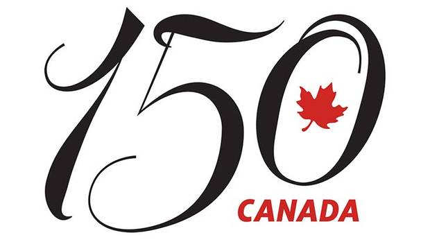 Canada day 150 clipart jpg black and white library The story of Canada: When meeting Canadians follow this guide - The ... jpg black and white library