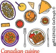 Canadian bacon clipart picture black and white download Canadian Bacon Clip Art - Royalty Free - GoGraph picture black and white download