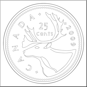 Library of canadian quarter png transparent png files ...