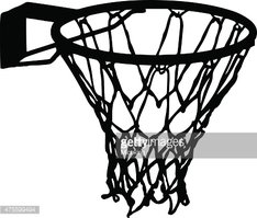 Canasta de baloncesto clipart picture freeuse Baloncesto Cesta Neta Información Vectorial vectores en stock ... picture freeuse