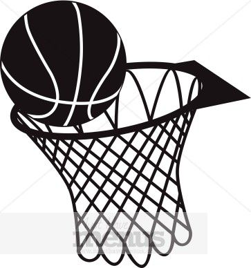 Canasta de baloncesto clipart clipart free stock basketball%20clipart   Alfonso   Baloncesto, Fiesta de baloncesto y ... clipart free stock