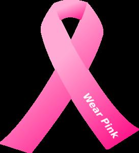 Cancer awareness ribbon clip art vector freeuse Breast cancer awareness ribbon clip art - Clipartix vector freeuse