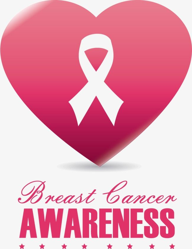Cancer de mama clipart