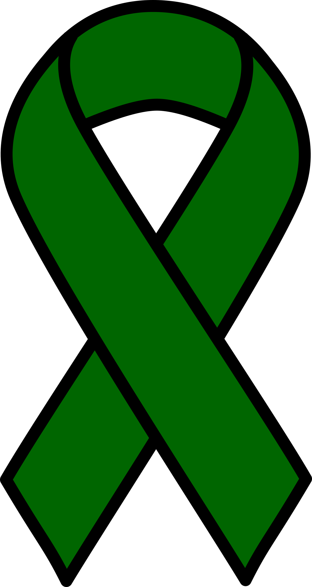 Cancer symbol clipart png black and white download Clipart emerald liver cancer ribbon - ClipartBarn png black and white download