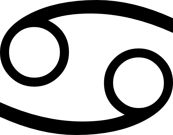 Cancer symbol clipart vector transparent download 69 cancer symbol clipart images gallery for free download   MyReal ... vector transparent download