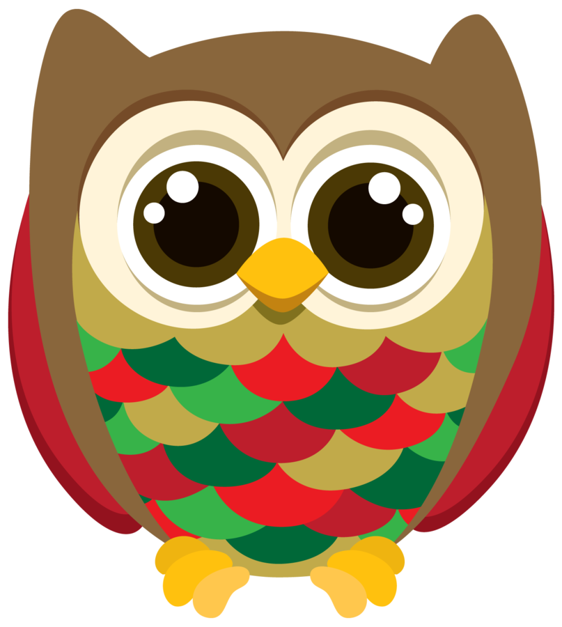 Candi apple clipart jpg free download Christmas Owls - Minus | Christmas Clip Art 2 | Pinterest ... jpg free download